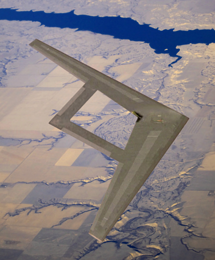 AFRL Air Force Research Laboratory Survivable HAE high altitude endurance UAV unmanned aerial vehicle penetrating