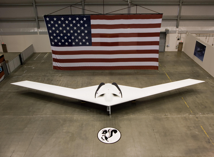 Lockheed Martin P-175 Polecat UAV stealthy stealth unmanned aerial vehicle composite HALE high altitude ISR reconnaissance surveillance
