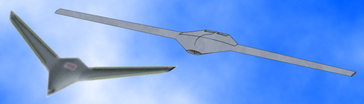 Lockheed Martin ISRA reconnaissance surveillance intelligence gathering UAV SensorCraft study proposal vehicle airplane AFRL flying wing air force research laboratory
