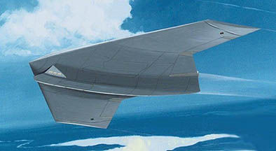 Lockheed FATE Future Aircraft Technology Enhacements UCAV flying wing X-39 ATD Advanced Technology Demonstrator