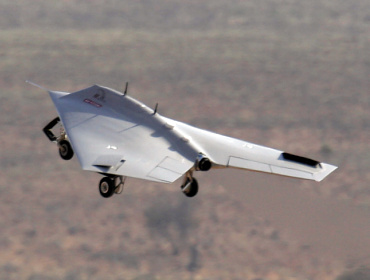 BAE Systems Raven UCAV demonstrator unmanned combat air vehicle prototype stealth
