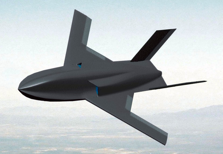 EADS Barracuda UCAV technology demonstrator prototype german umnanned combat air vehicle