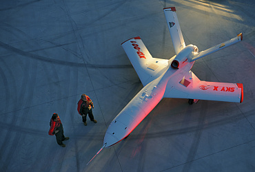 Alenia Sky-X UCAV UCAS demonstrator unmanned combat air vehicle italy european