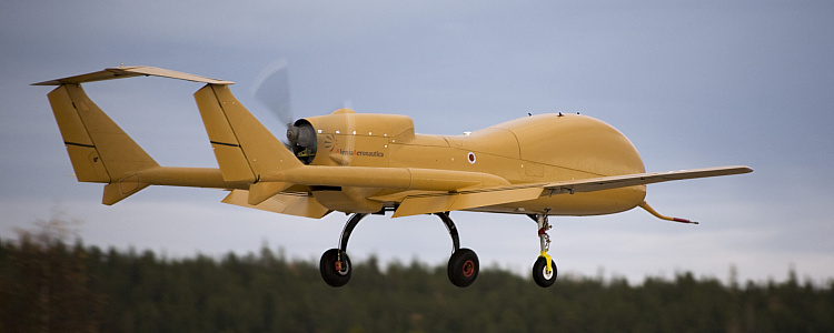 Alenia SkyLynx Sky-Y UAV technology demonstrator prototype unmanned vehicle reconnaissance testbed