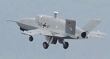 EADS Barracuda Barrakuda UCAV unmanned combat air vehicle second demonstrator prototype aircraft stealth german
