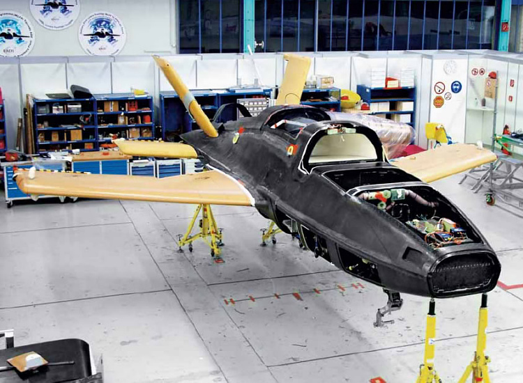 EADS Barracuda UCAV technology demonstrator prototype german umnanned combat air vehicle manufacturing construction