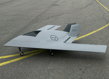 SAAB FILUR flying innovative low-observable unmanned research vehicle aircraft demonstrator UAV UCAV stealth bezpilotné lietadlo stealth