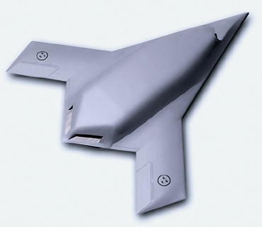 SAAB Sweden UCAV UCAS unmanned combat air vehicle system proposal attack uninhabitat stealth stealthy low observable
