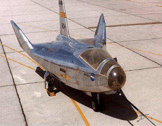 Northrop HL-10 lifting body aircraft plane