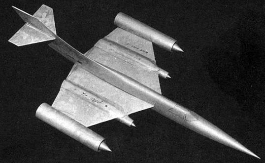 Lockheed Archangel II 2