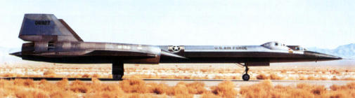 Lockheed A-12 two seat version