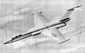 Martin XB-68 bomber proposal project