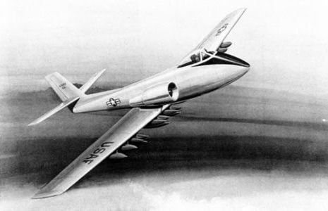 Cessna AX study proposal attack experimental design close support aircraft