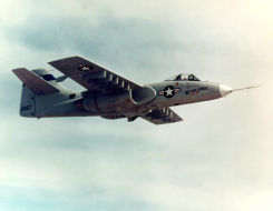 Northrop YA-9A close support aircraft prototype