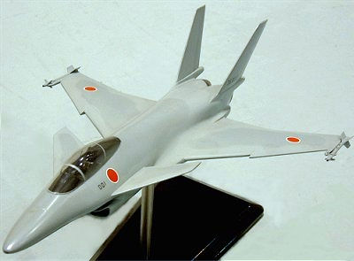 FS-X original design japanese stealthy plane design fighter multirole