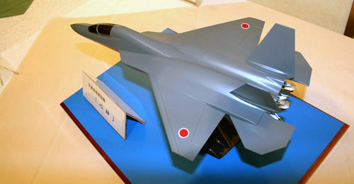ATD-X advanced technology demonstrator experimental japan stealth composite fighter