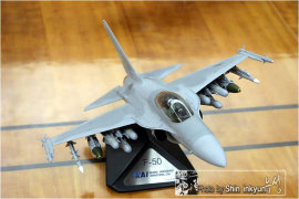 KAI F-50 A-50 T-50 fighter bomber attack plane south korea