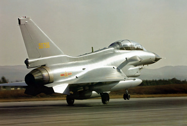 Chengdu 611 CAC J-10S chinese fighter development prototype airplane generation indigenous delta canard two seater