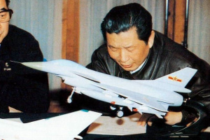 Chengdu 611 project 8810 J-10 chinese fighter development prototype airplane generation indigenous delta canard model