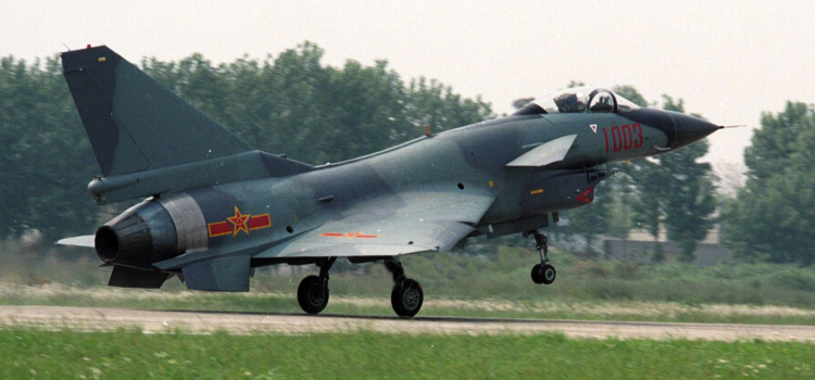 Chengdu CAC 611 J-10 chinese fighter development prototype airplane generation indigenous delta canard