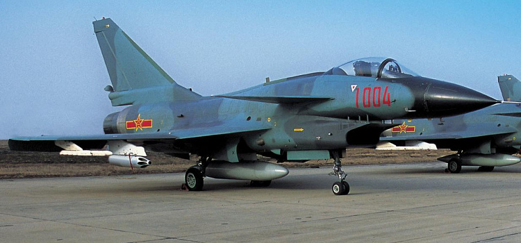 Chengdu CAC 611 J-10 chinese fighter development prototype airplane generation indigenous delta canard 1004
