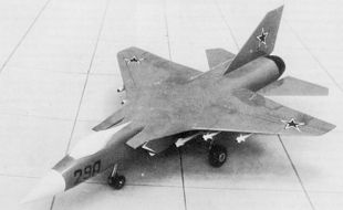 MiG-29 PFI Perspektivnyi Frontovoi Istrebitel perspective tactical fighter proposal