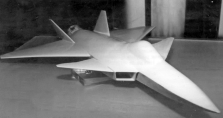 Yakovlev Jakovlev MFI proposal fighter project design multirole Mnogofunkcionalnyj Frontovoj Istrebitel 5th generation advanced soviet russian