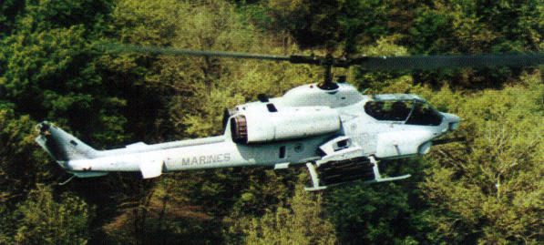 Bell AH-1W Cobra