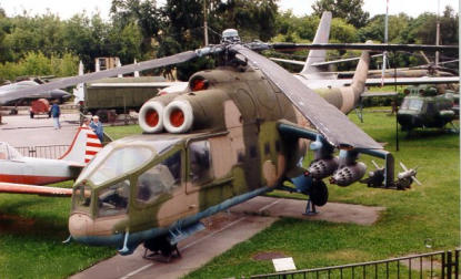 Mil Mi-24A 
