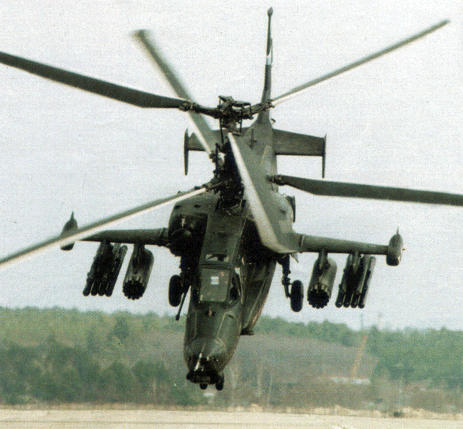 Kamov Ka-50