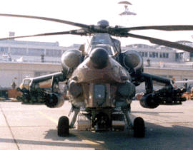 Mil Mi-28N