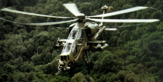 Agusta A-129 International