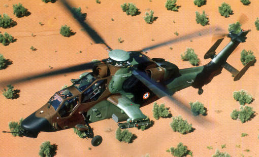 Eurocopter Tigre HAC