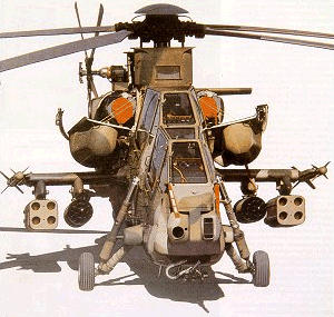 Atlas CSH-2 Rooivalk
