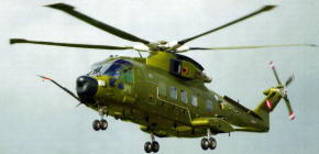 EH-101 Merlin Joint Supporter denmark combat SAR