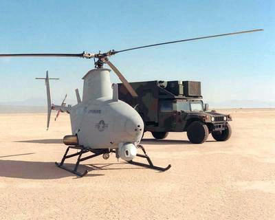 Northrop RQ-8A Fire Scout Marine Corps