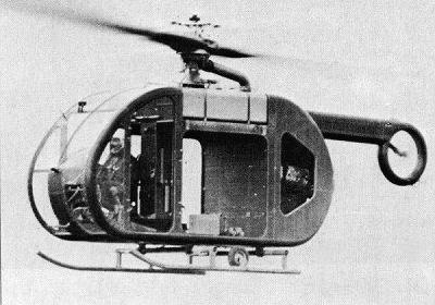 Fiat 7002 experimental helicopter