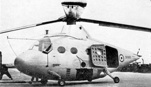 Percival P.74 experimental helicopter
