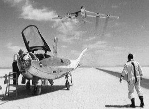 Northrop HL-10 lifting body experimental space plane vehicle NASA