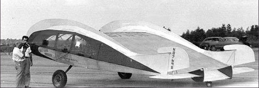 Wingless Aircraft http://www.hitechweb.genezis.eu/liftingbodies2.htm
