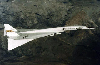 North American XB-70 Valkyrie