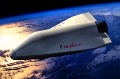Orbital Sciences Corporation OSC SMV space maneuver vehicle proposal USAF military spaceplane