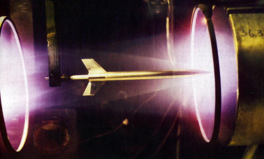 Hyshoot scramjet propulsion