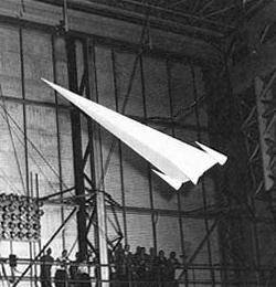 NACA Hywards hypersonic glider experimental Ames Langley USAF