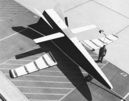 Langley LaRC NASA Hyper III lifting body air launch  Dryden DFRC RPRV