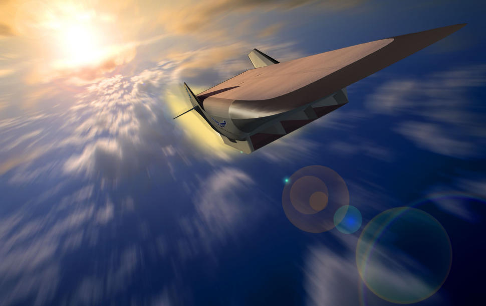 NASAs third and last X43A hypersonic scramjet research vehicle took to the skies today for a captivecarry flight  Read More  View Archives