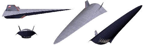 HCV hypersonic cruise vehicle USAF DARPA FALCON ramjet scramjet CONUS program project proposal development military