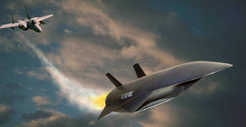 SLV small launch vehicle hypersonic DARPA USAF ramjet scramjet