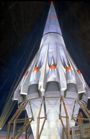Escher RBCC cone rocket airbreathing combined cylce space plane vehicle design study