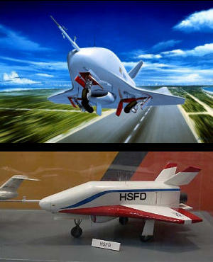 High Speed Flight Demonstration